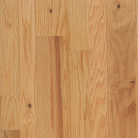 Mullican rustic red oak natural 3 4 x 5 hardwood floor for Rustic red oak flooring