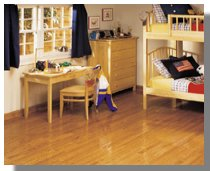 Hartco danville strip flooring for Columbia flooring in danville va