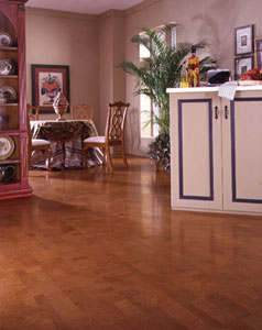 Natural Cork Floor Classic Series - How thick is cork flooring
